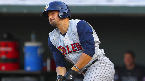 No. 20 prospect Nick Castellanos has three homers in four games.