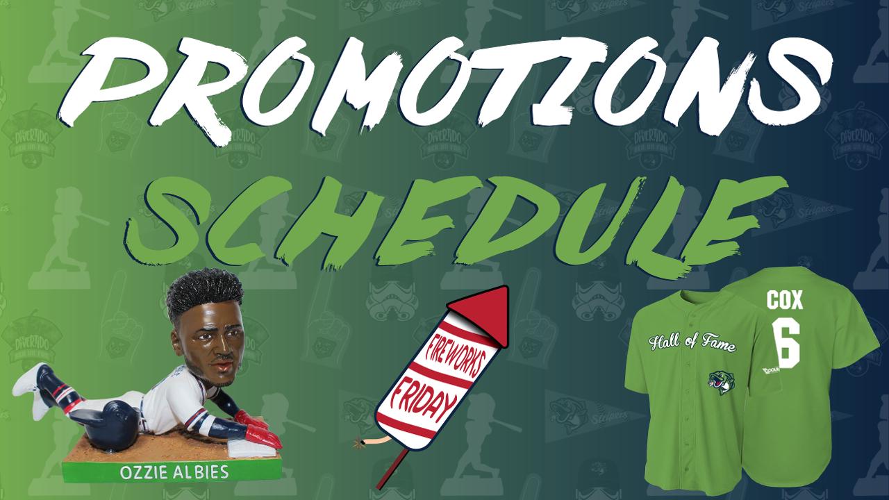 Gwinnett Braves 2019 Schedule Gwinnett Stripers Announce 2019 Promotions Schedule | Gwinnett