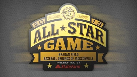The Jacksonville Suns will host the Southern League All-Star Game for the first time since 2003.