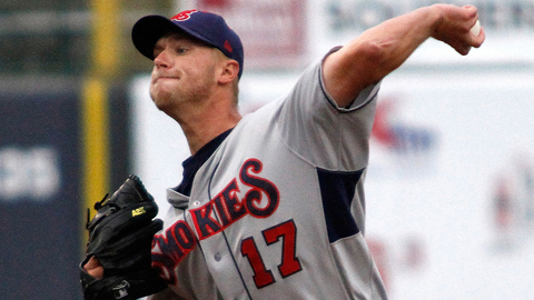 Eric Jokisch grabbed the Southern League lead with 114 strikeouts.