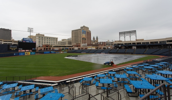 Akron RubberDucks Rainout Policy