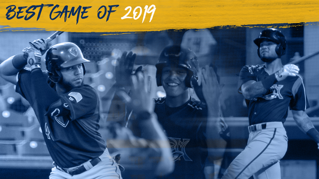 Storm's surge takes top spot for 2019