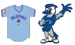 Bisons Blue Jays Weekend
