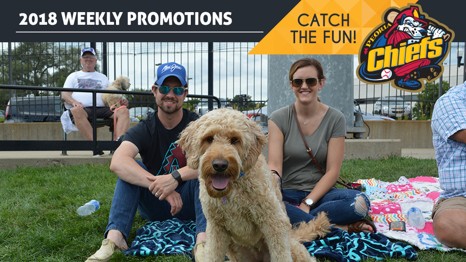 1badecfcd Chiefs Announce 2018 Weekly Promotions