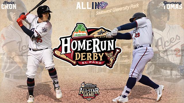 Home Run Derby 2020 Contestants.Cron Tomas Selected As Home Run Derby Contestants Reno