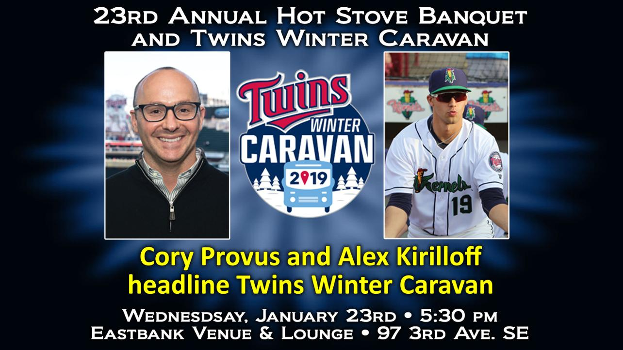 23rd Annual Hot Stove Banquet set for January 23rd