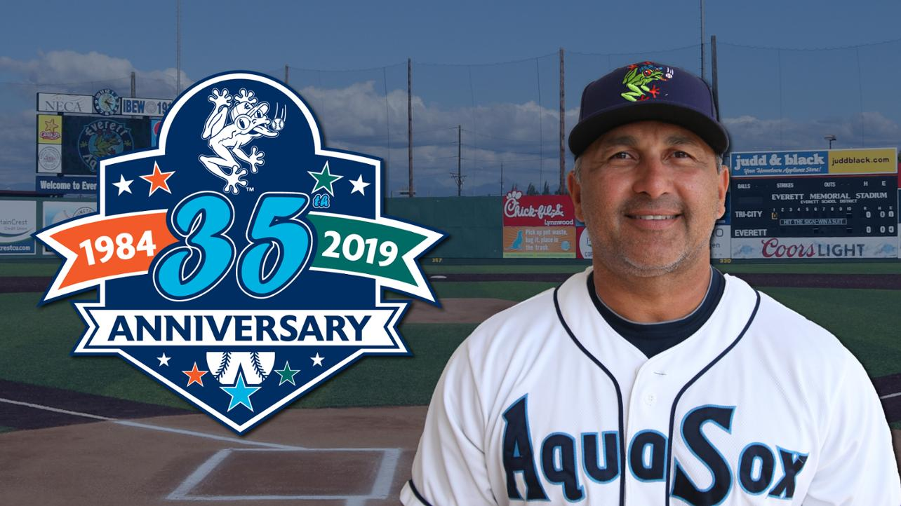 Everett AquaSox 2019 Coaching Staff Named