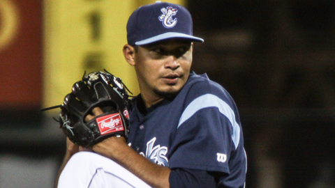David Martinez is tied for seventh in the Texas League with a 1.88 ERA.