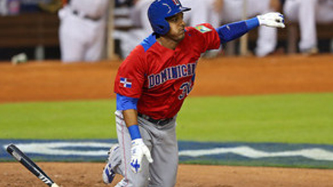 Nanita was a member of the Dominican Republic team that won the World Baseball Classic this year.