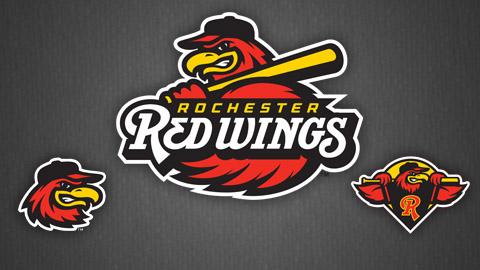 The Red Wings revealed these updated logos for the 2014 season on Nov. 1 at Frontier Field.