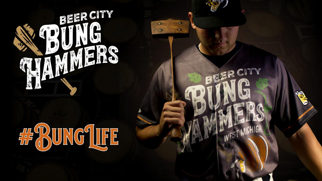 0ff2a2a7092 Introducing the Beer City Bung Hammers!
