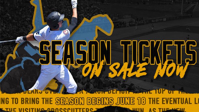 2020 Season Tickets On Sale