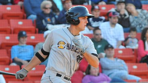 Greg Bird is fourth in the Sally League with 66 RBIs this year.