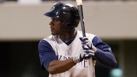 Jared Mitchell put up a .550 OPS between two levels this season.