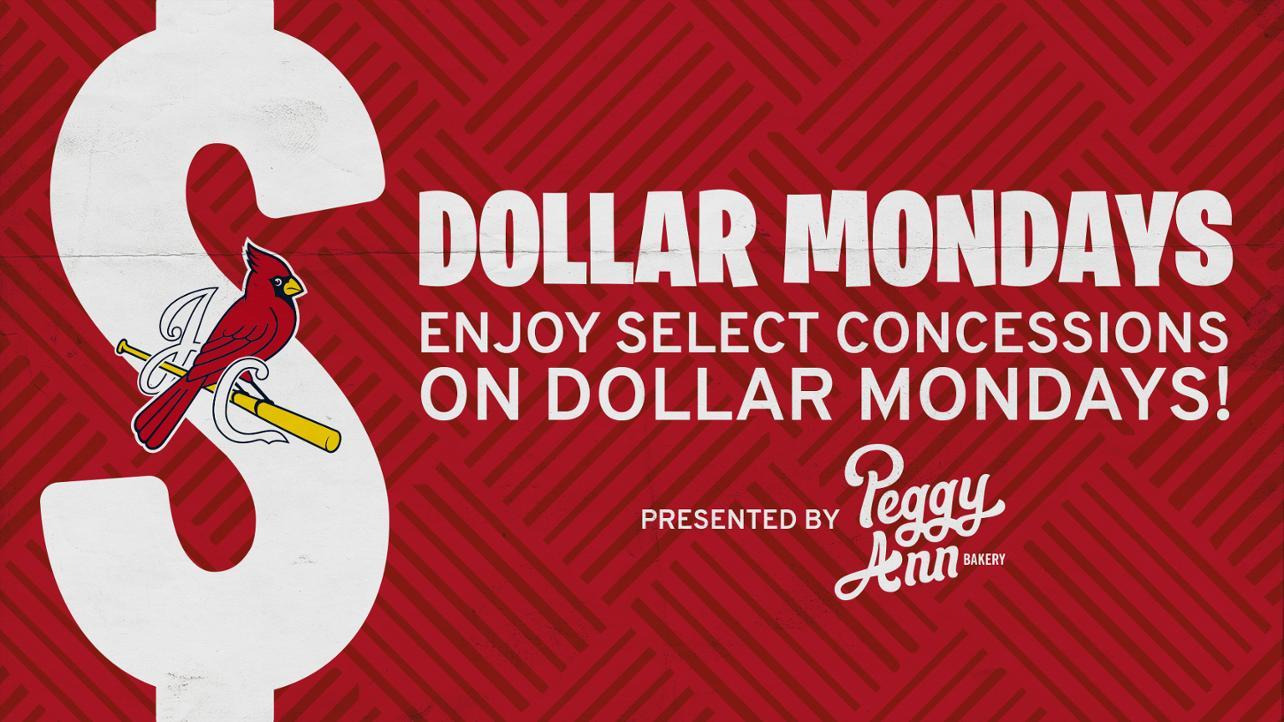 Dollar Monday jc media wall