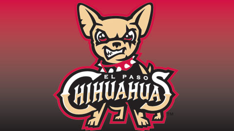 The El Paso Chihuahuas logo was crafted by the seasoned Brandiose team.