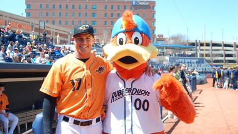 Community Connections Akron Rubberducks Community