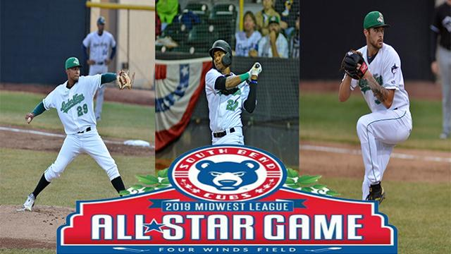 Three LumberKings Named to All-Star Game