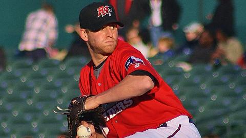 Neil Ramirez is 9-3 with a 3.33 ERA in 17 starts for the RoughRiders.