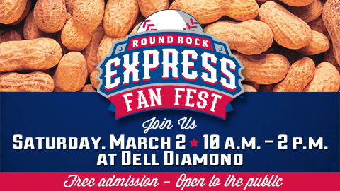 Join us for our annual Express Fan Fest!