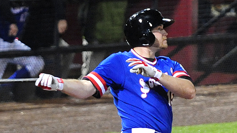 Hunter Morris led the Southern League in six categories last year.