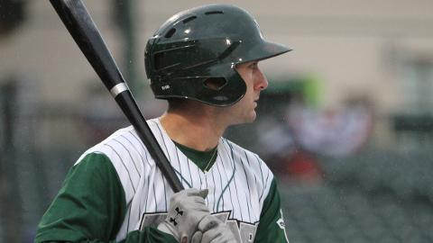 Jeremy Baltz plated Gabriel Quintana to win the game for the TinCaps in the 11th on Sunday.