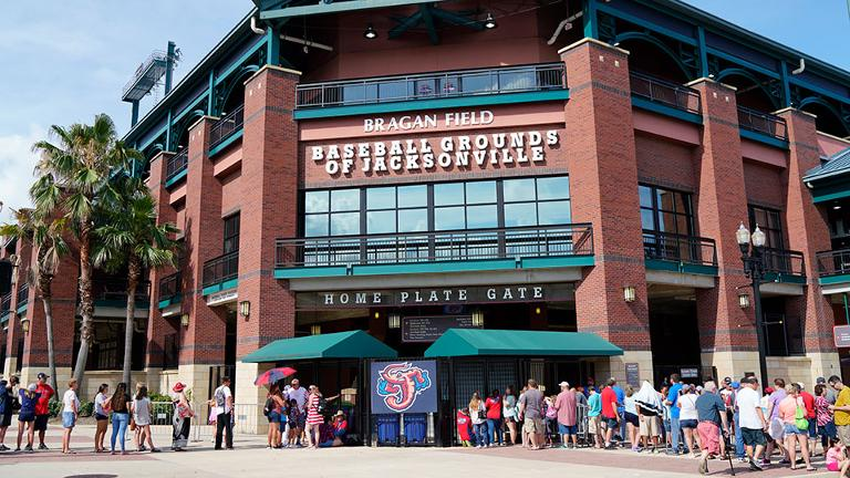 Jumbo Shrimp, City of Jacksonville Agree to Long-term Ballpark Lease Extension