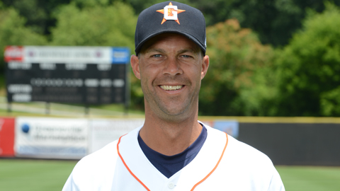 Josh Bonifay was the Appy League Manager of the Year in 2013.