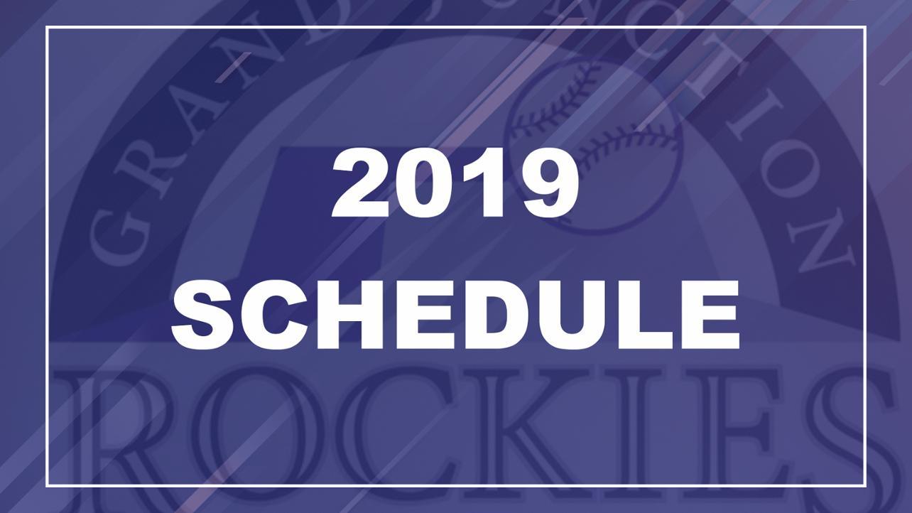 GJ Rox Release 2019 Schedule