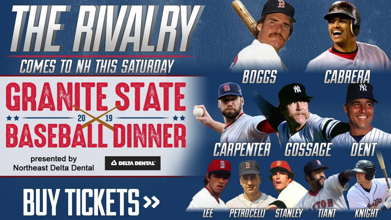 Granite State Baseball Dinner