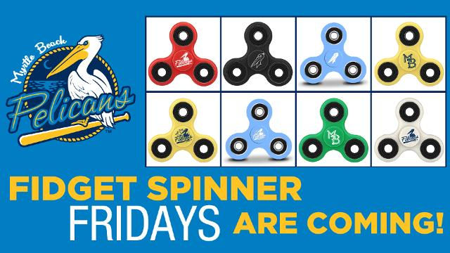 Pelicans to host Fid Spinner Fridays