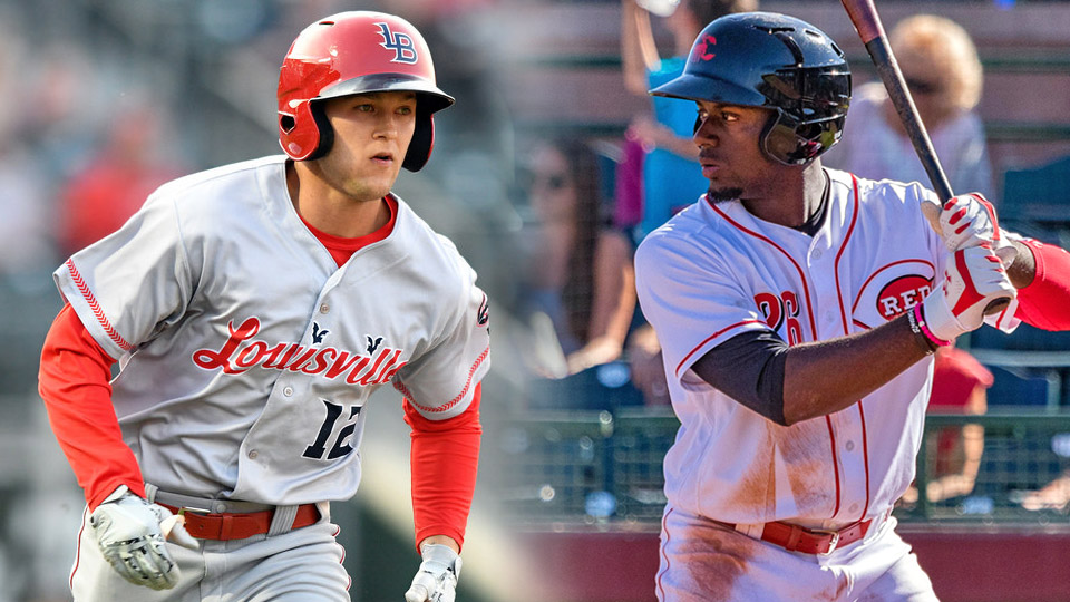 Top Reds Prospects Could Be Headed to IL