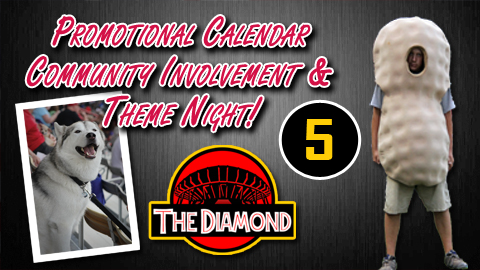 Promotional Calendar Part 4: Community Involvement & Theme Nights!