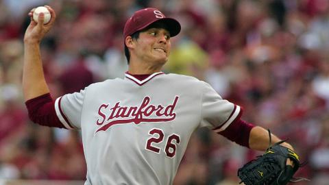 Astros' No. 1 pick Mark Appel is Stanford's all-time strikeout leader with 372.