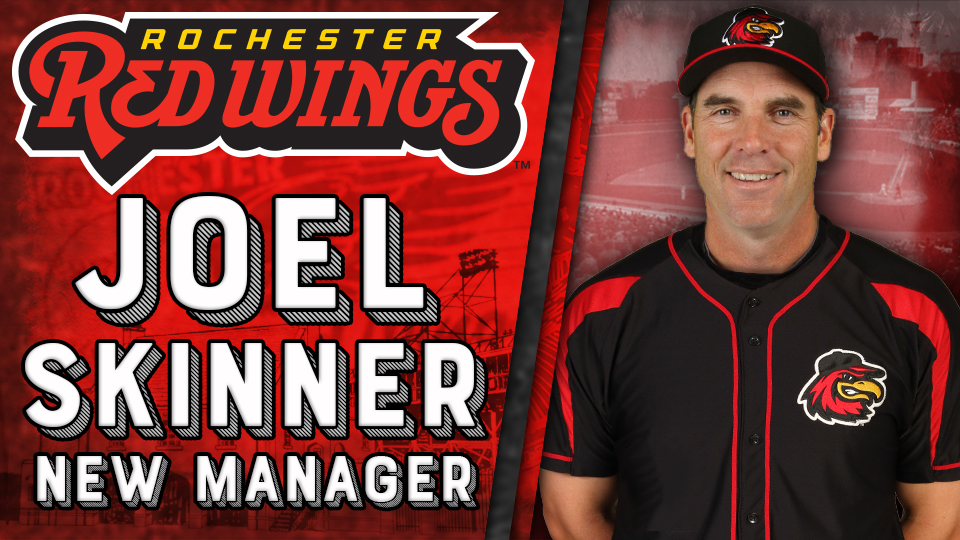 Former Indians manager tabbed 45th skipper in Wings history