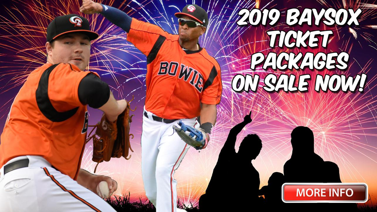 2019 Ticket Packages