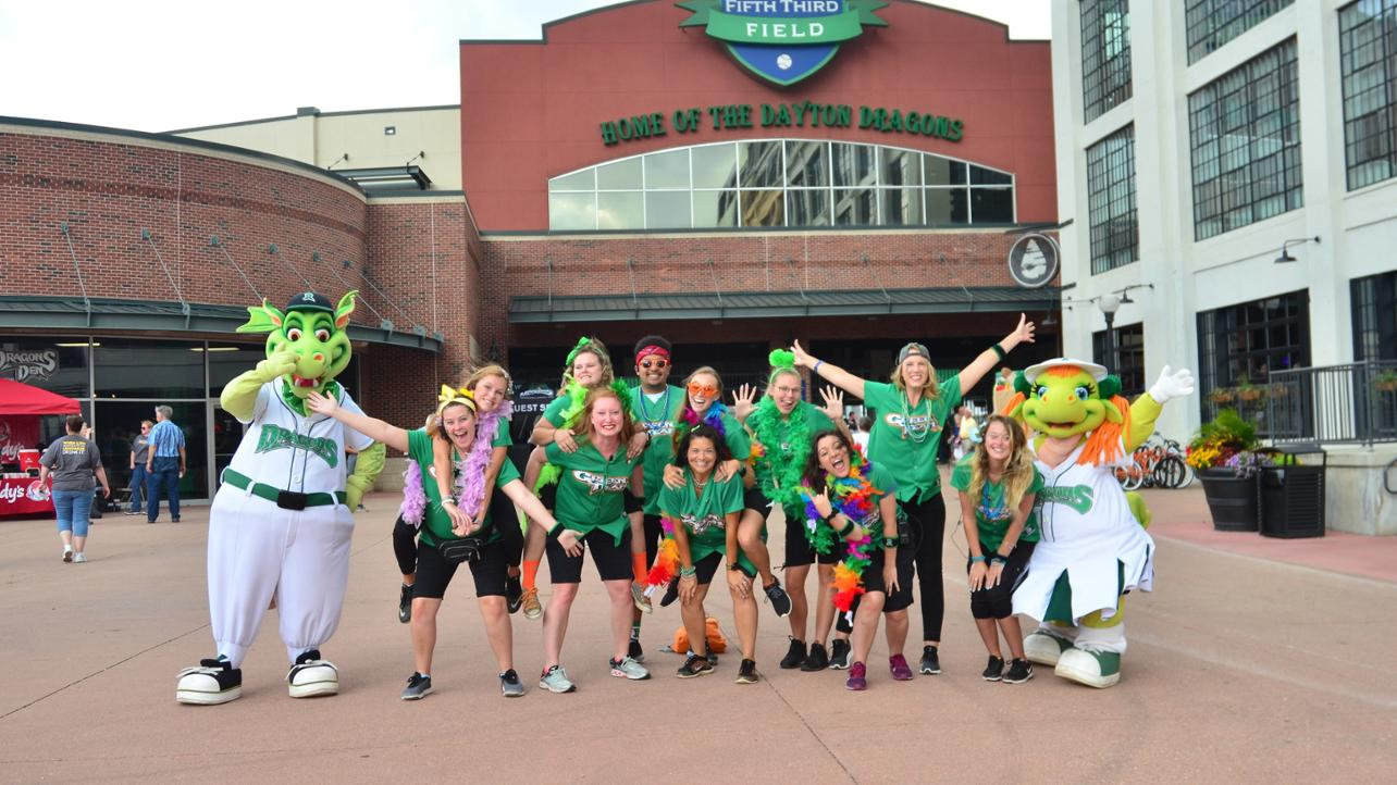 Dragons to Conduct Auditions for Green Team, Other Entertainment Roles on Nov. 2
