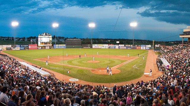 Affiliated Baseball To Remain In Colorado Springs Rocky Mountain