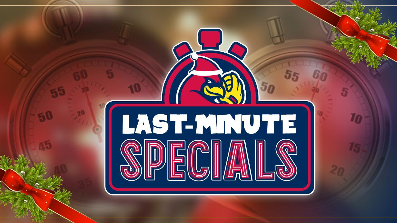Redbirds 39 last minute holiday specials include experiences for Week end last minute
