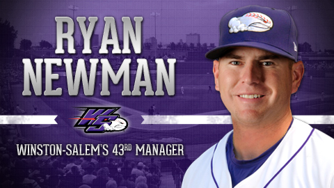 Ryan Newman led the Sox's Rookie-level Great Falls Voyagers to the postseason in 2011 and 2012.