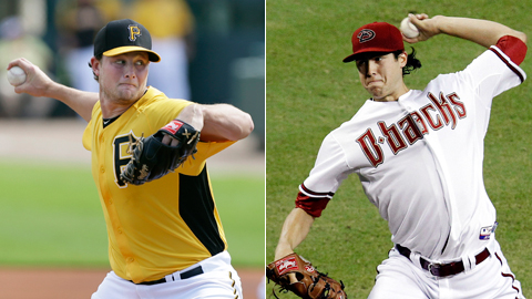 Gerrit Cole and Tyler Skaggs might not be down in the Minor Leagues for very long.