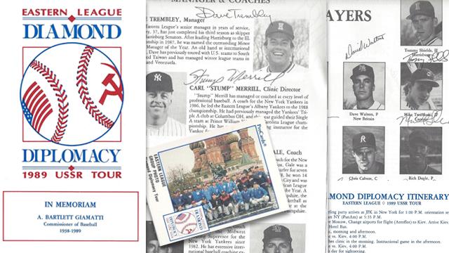 Iron Curtain Tour Sparked Eastern League Eastern League News