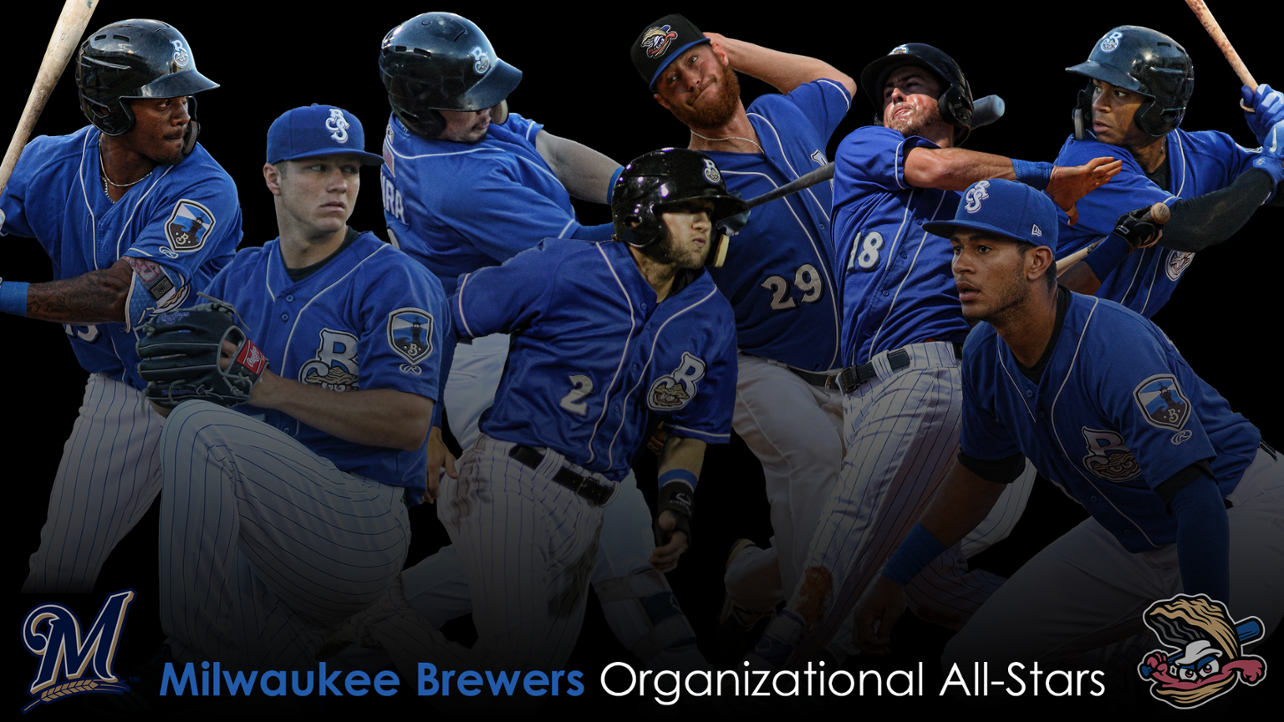 Brewers 2018 Organizational All-Star Panel