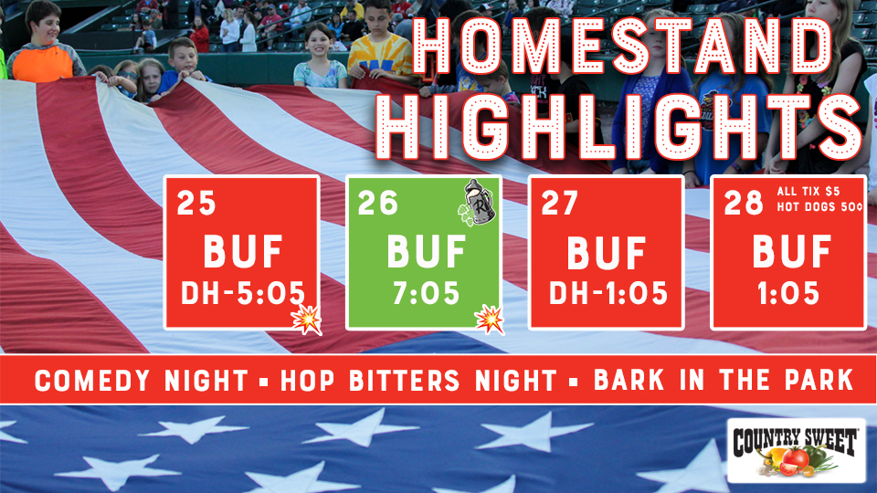 Comedy Night, Hop Bitters Night, Bark in the Park and MORE!