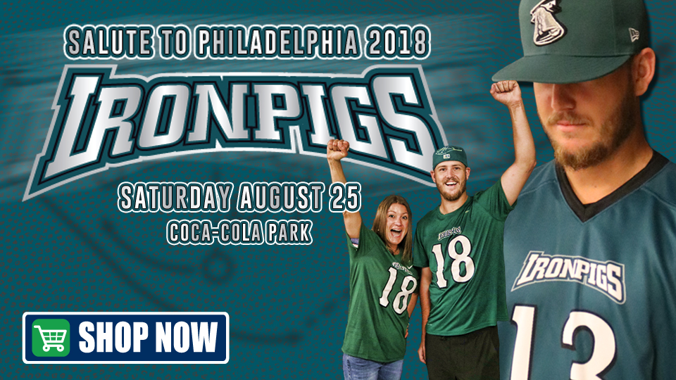 0e25645c Philly Special' jerseys, apparel highlight Salute to Philadelphia ...