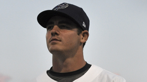Steve Selsky was 2-for-4 with two RBI for Pensacola on Wednesday night.