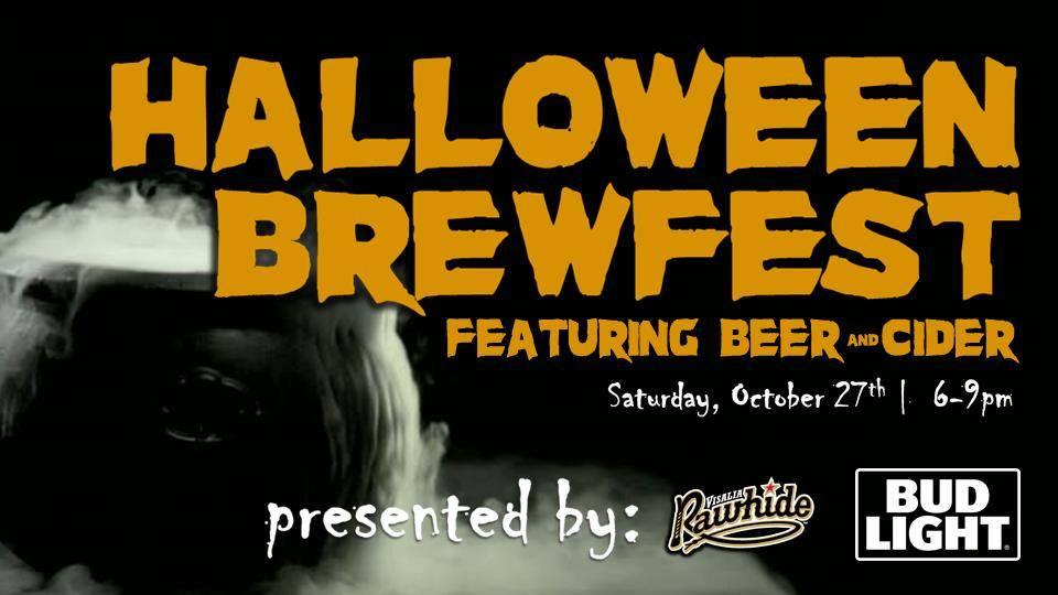 Halloween Brewfest Tickets On Sale Now!