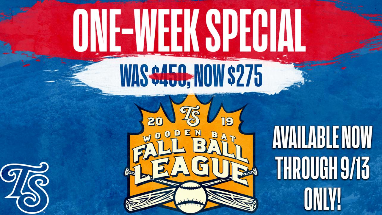 Fall Ball on-week special
