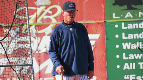 Dave Miley earned a national Manager of the Year honor for his spirited efforts in 2012.