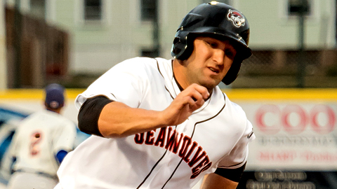 After hitting seven homers last season, Erie's Tyler Collins hit six this week.